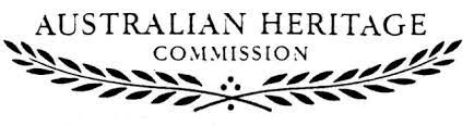 Australian Heritage Commission logo