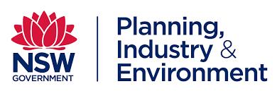 NSW Department of Planning logo