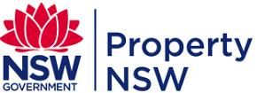 Property NSW logo