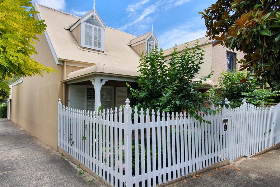 Peer Review for 12 Small Street Woollahra by Sydney Heritage Consultants
