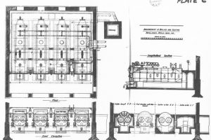Conservation Management Plans for Sydney Hydraulic Pump Starrangmt boilers and seating