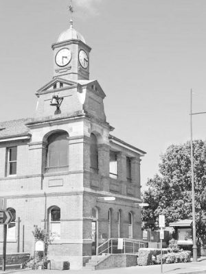 Conservation Management Plans for picton chamber post office