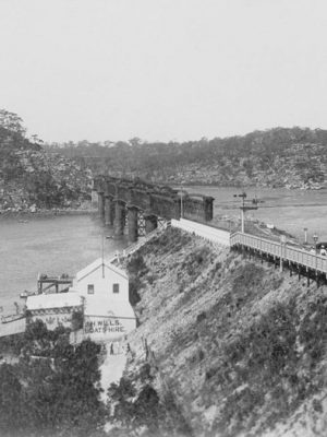 Sydney heritage impact assessment consultants a116308r Wills boatshed 1900 10